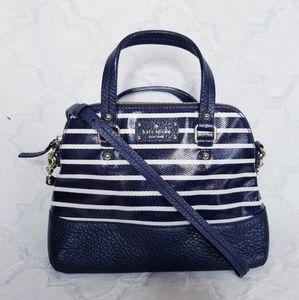 Kate Spade Grove Court Stripe Crossbody Bag